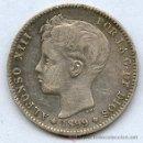 Monedas de España: MONEDA DE PLATA 1 PESETA DE ALFONSO XIII AÑO 1899. Lote 26468906