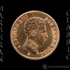 Monedas de España: MONEDA 1 CENTIMO DE COBRE DE ALFONSO XIII 1906 * 6. Lote 27177712