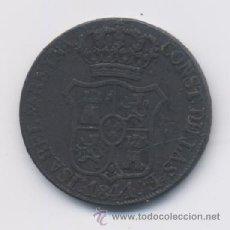 Monedas de España: ISABEL II- 6 CUARTOS- 1841- BARCELONA. Lote 19602093