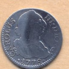 Monedas de España: NN120 - CARLOS III - 2 REALES - 1778 - MADRID PJ (NO SE LEE) - CARLOS III - 2 RS - 1778 - MA - PJ . Lote 27079358