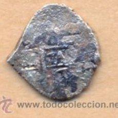 Monedas de España: MONEDA 17 - FELIPE IV - CECA DE POTOSÍ - SE LEE P - FORMA CORAZÓN - REAL DE A 1 - 1623 - 1666 - . Lote 26782921