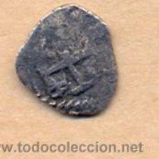 Monedas de España: MONEDA 19 - FELIPE IV - 1/2 REAL CECA DE MADRID - 1627 - 1651 - MACUQUINA - FELIPE IV - MEDIO REAL. Lote 25056257
