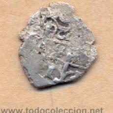 Monedas de España: MONEDA 203 - CARLOS II - 1 REAL - CECA DE POTOSI - 1666 - 1700 - SE LEE P - 2 GRS - PLATA - M.B.C.. Lote 27492653