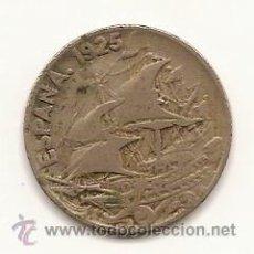 Monedas de España: 25 CENTIMOS--1925--ALFONSO XIII. Lote 26145865
