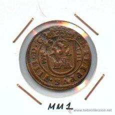 Monedas de España: MONEDA FELIPE IIII M 1. Lote 26311784
