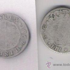 Monedas de España: CARLOS III 1762 2 REALES. Lote 24181930