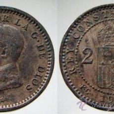 Monedas de España: 2 CENTIMOS ALFONSO XIII 1912 . Lote 27424320