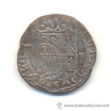 Monedas de España: REAL DE PLATA DE LOS REYES CATÓLICOS CECA DE GRANADA. Lote 26889074