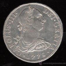 Monedas de España: MONEDA DE 8 REALES DE CARLOS III - 1778. MEXICO. F.F. Lote 29484431