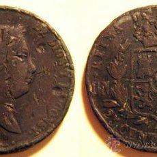 Monedas de España: 25 CENT.DE REAL ISABEL II SEGOVIA 1861. Lote 30031264