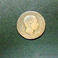 Monedas de España: AÑO1878.- ANTIGUA MONEDA.. Lote 30247967