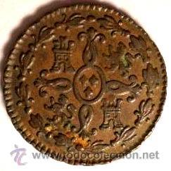 Monedas de España: MAGNIFICOS 2 MARAVEDIES DE FERNANDO VII AÑO 1827 segovia EBC+. - P1 - Foto 2 - 30864592