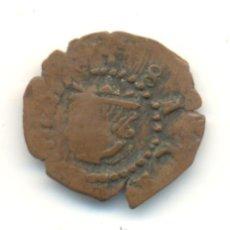Monedas de España: Nº56 MUY CURIOSO DINER DE CARLOS II (1665-1700) CECA DE VALENCIA FALSO DE ÉPOCA. Lote 32445343