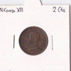 Monedas de España: 2 CÉNTIMOS 1912 ALFONSO XIII. Lote 33105055