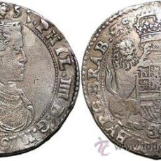 Monedas de España: GRAN DUCATON FELIPE IV 1651 BRUSELAS. Lote 33271170