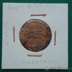 Monedas de España: DOS MARAVEDÍS REYES CATÓLICOS -CUENCA-. IDEAL COLECCIONISTAS.. Lote 33473825