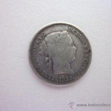 Monedas de España: REAL DE ISABEL II. MADRID. 1859.. Lote 33911467