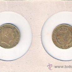 Monedas de España: 039-FERNANDO VII. 80 REALES. MADRID. 1822. SR. ORO. MBC-. Lote 34510669