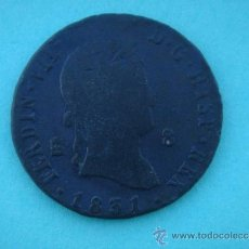 Monedas de España: 8 MARAVEDÍS 1831 FERNANDO VII. BUENA CALIDAD. . Lote 34520000