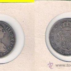 Monedas de España: C3-6-CARLOS III. 4 REALES. MADRID. 1784. JO. PLATA. MBC- (CATÁLOGO CALICÓ 1117).. Lote 34531250