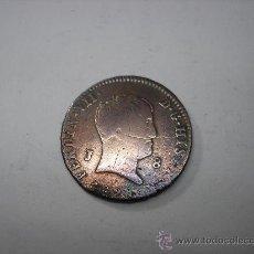 Monedas de España: 8 MARAVEDIS DE 1822 CECA DE JUBIA. REY FERNANDO VII. Lote 35324299