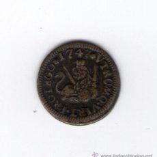 Monedas de España: FERNANDO VI 1 MARAVEDI 1747 SEGOVIA MONEDA ESPAÑA. Lote 35587684