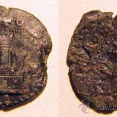 Monedas de España: FELIPE II 2 CUARTOS BURGOS . Lote 35594987