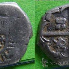 Monedas de España: FELIPE V 1 REAL (1704 O 1707) A.C.-1526/27 MADRID -Y- MBC- AG RARA . Lote 35737176