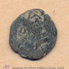 Monedas de España: MONEDA 426 - FELIPE IV - COBRE - 1641 - 1642 - RESELLO MACUQUINA -. Lote 35899479