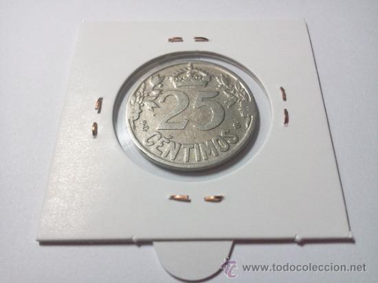 Monedas de España: 25 CÉNTIMOS 1925 ALFONSO XIII - Foto 4 - 32803920