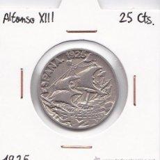Monedas de España: 25 CÉNTIMOS 1925 ALFONSO XIII. Lote 32803920