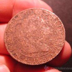 Monedas de España: ISABEL II - 5 CÉNTIMOS DE ESCUDO 1868, ESTRELLA 4 PUNTAS, MALA CONSERVACIÓN. Lote 36326868