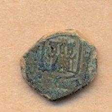 Monedas de España: MONEDA 508 FELIPE III COBRE 2 MARAVEDIS CECA DE CUENCA COPA - I 1600 - 1620 2 GRMS 17 X 17 M. Lote 36514417