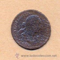 Monedas de España: MONEDA 510 CARLOS III COBRE 4 MARAVEDIS CECA DE SEGOVIA 1788 25 MM 4 GRMS TIPO 170 CALICÓ - . Lote 36515047