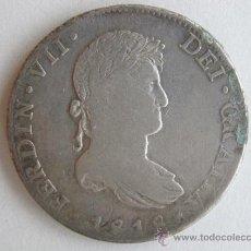 Monedas de España: FERNANDO VII .8 REALES. MEXICO.1818. Lote 36591514