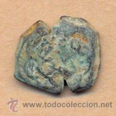 Monedas de España: MONEDA 550 FELIPE IV RESELLO EN COBRE 1636 - 1659 TIPO 267 CALICÓ - TRIGO CERTIFICADO 4 EUROS P. Lote 36642202