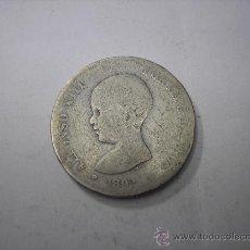Monedas de España: 2 PESETAS DE PLATA DE 1892.-- --. REY ALFONSO XIII. Lote 36700666