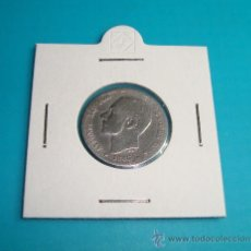 Monedas de España: MONEDA DE PLATA DE UNA PESETA ESPAÑA 1885, MSM ALFONSO XII PLATA. Lote 36721882