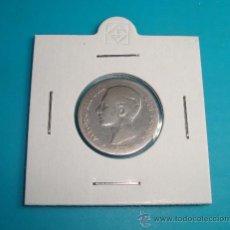 Monedas de España: MONEDA DE PLATA 1 PESETA ESPAÑA 1876, DEM, ALFONSO XII. Lote 36722067