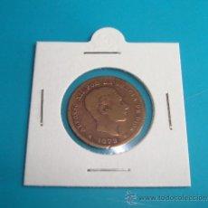 Monedas de España: MONEDA 5 CENTIMOS, ESPAÑA 1879, OM, ALFONSO XII, COBRE. Lote 36819241