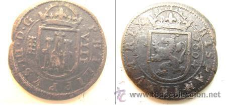 8 MARAVEDÍES 1604, FELIPE III, SEGOVIA. (Numismática - España Modernas y Contemporáneas - De Reyes Católicos (1.474) a Fernando VII (1.833))