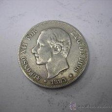 Monedas de España: 2 PESETAS DE PLATA DE 1883.-- --. REY ALFONSO XII. Lote 37087796