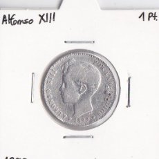 Monedas de España: 1 PESETA 1899 ALFONSO XIII. Lote 37252081