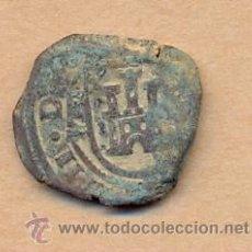 Monedas de España: MONEDA 631 MONEDA MEDIAVAL COBRE. Lote 37350635