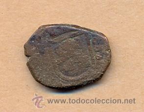 Monedas de España: MONEDA 632 MONEDA MEDIAVAL COBRE - Foto 3 - 37350757