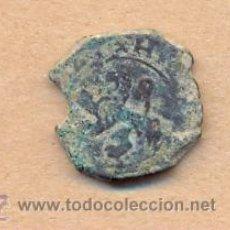 Monedas de España: MONEDA 633 MONEDA MEDIAVAL COBRE CECA DE SEGOVIA. Lote 37350905