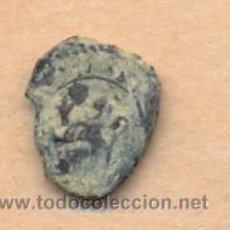 Monedas de España: MONEDA 635 MONEDA MEDIAVAL COBRE CECA DE SEGOVIA. Lote 37351212