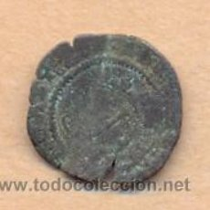 Monedas de España: MONEDA 639 MONEDA MEDIAVAL COBRE . Lote 37351832