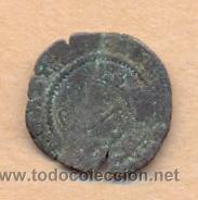 Monedas de España: MONEDA 639 MONEDA MEDIAVAL COBRE - Foto 2 - 37351832