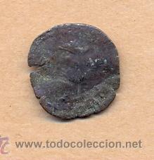 Monedas de España: MONEDA 639 MONEDA MEDIAVAL COBRE - Foto 3 - 37351832